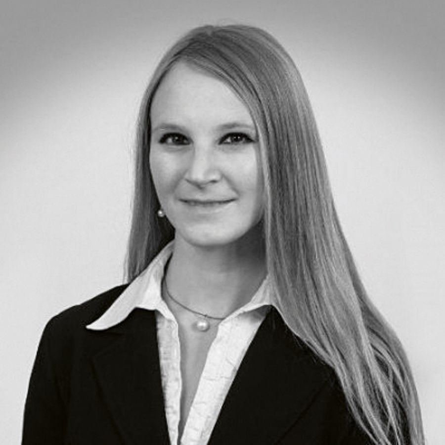 Nina Habicht, Marketing und Business Development Managerin der DATAPHONE AG.
