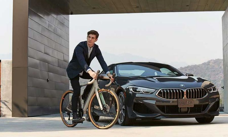 3T Cycling Partner von BMW