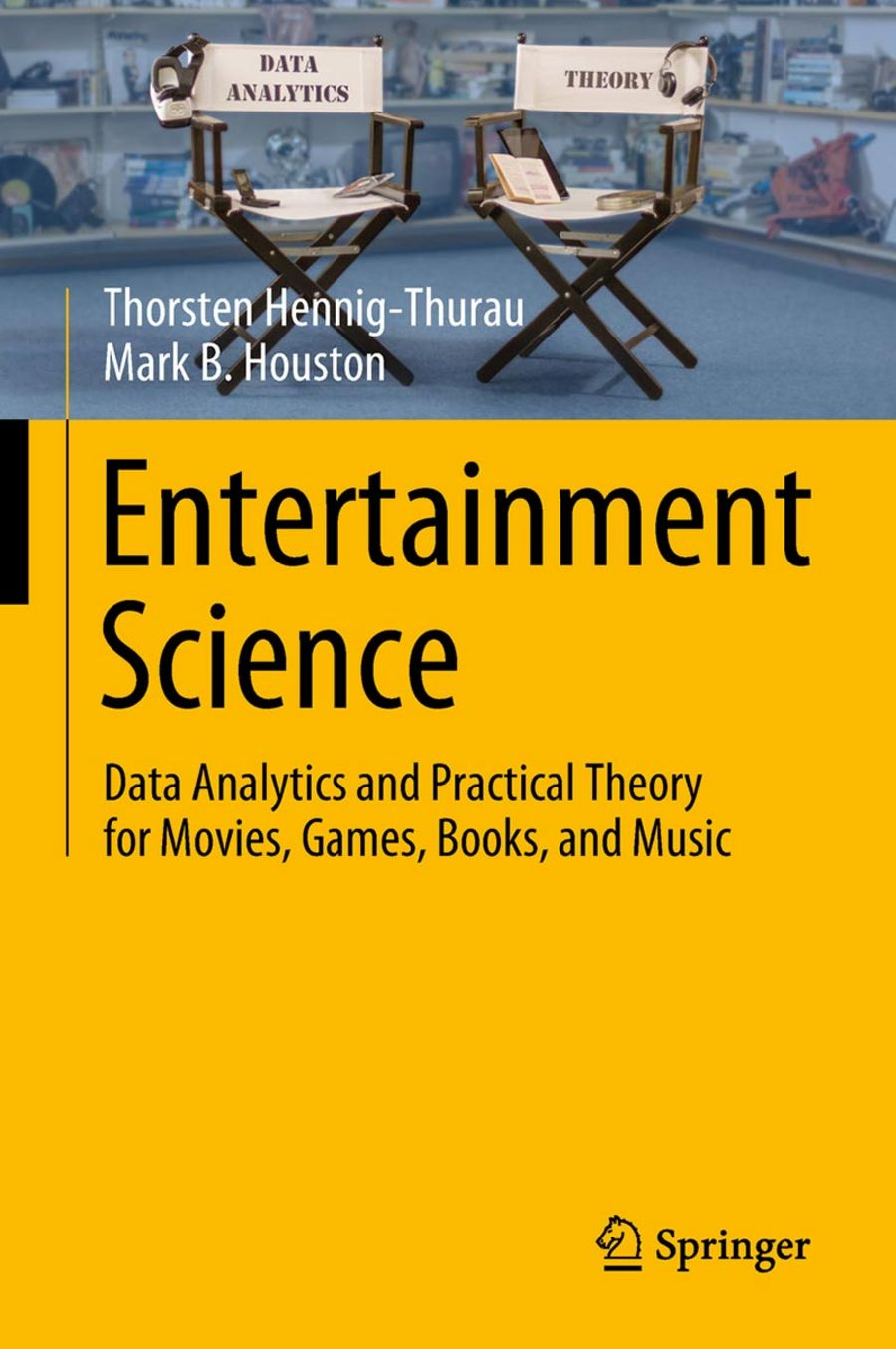 Prof. Dr. Thorsten Hennig-Thurau Entertainment Science