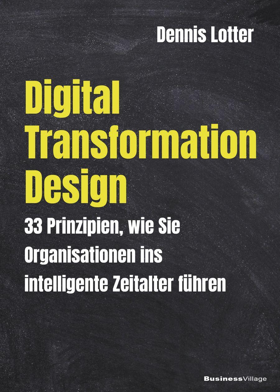 Digitale Transformation analog denken. Auf der Serviette