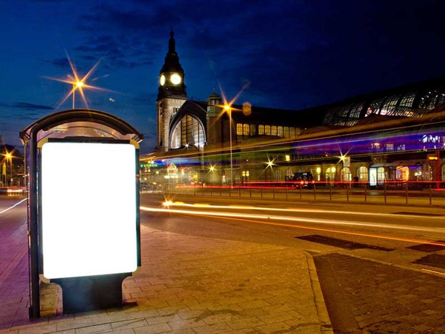 Out-of-Home: Außenwerbung stärkster Wachstumstreiber im Marketing