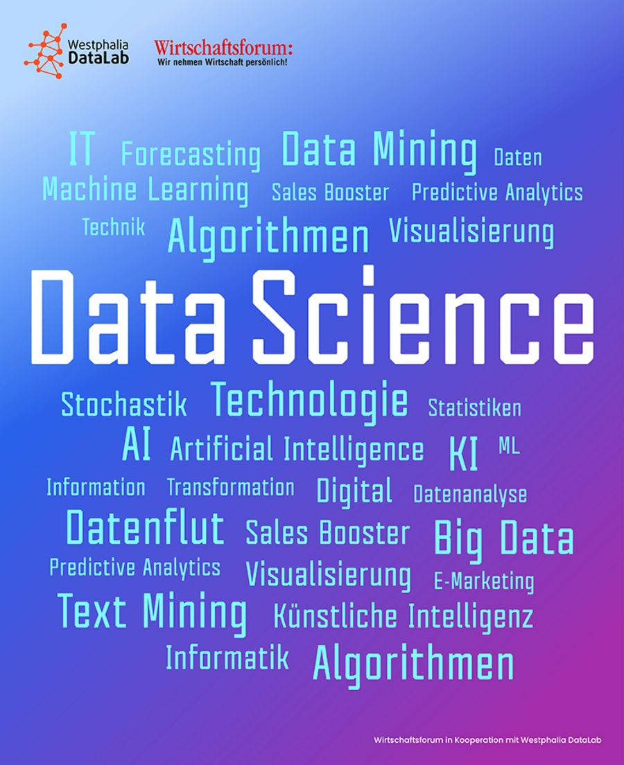 Wortwolke Data Science