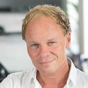Roman Molch, Geschäftsführer