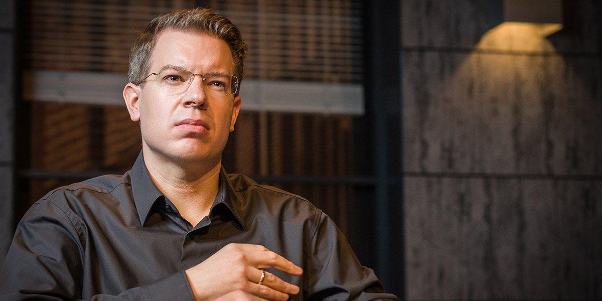 Frank Thelen: Interview im Wirtschaftsforum