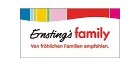 Ernsting's family GmbH & Co. KG Firmenlogo