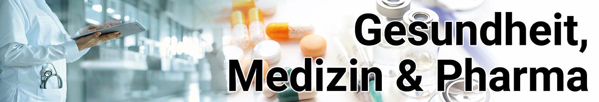 Gesundheit, Medizin & Pharma