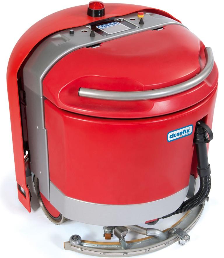 Reinigungsroboter von Cleanfix