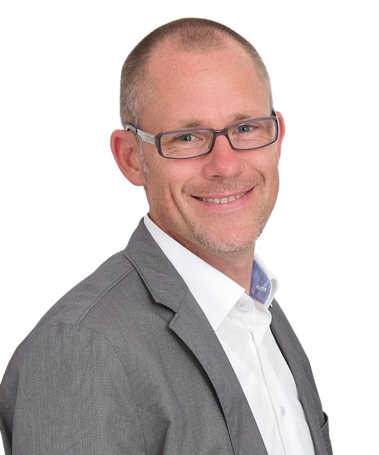 Marc Diener, Verkaufsleiter Schweiz der Cleanfix Reinigungssysteme AG
