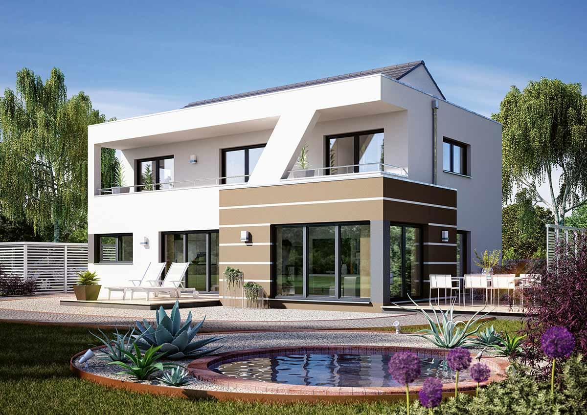 Das Architektenhaus U0027Domingou0027 überzeugt Mit Einer Modernen Architektur