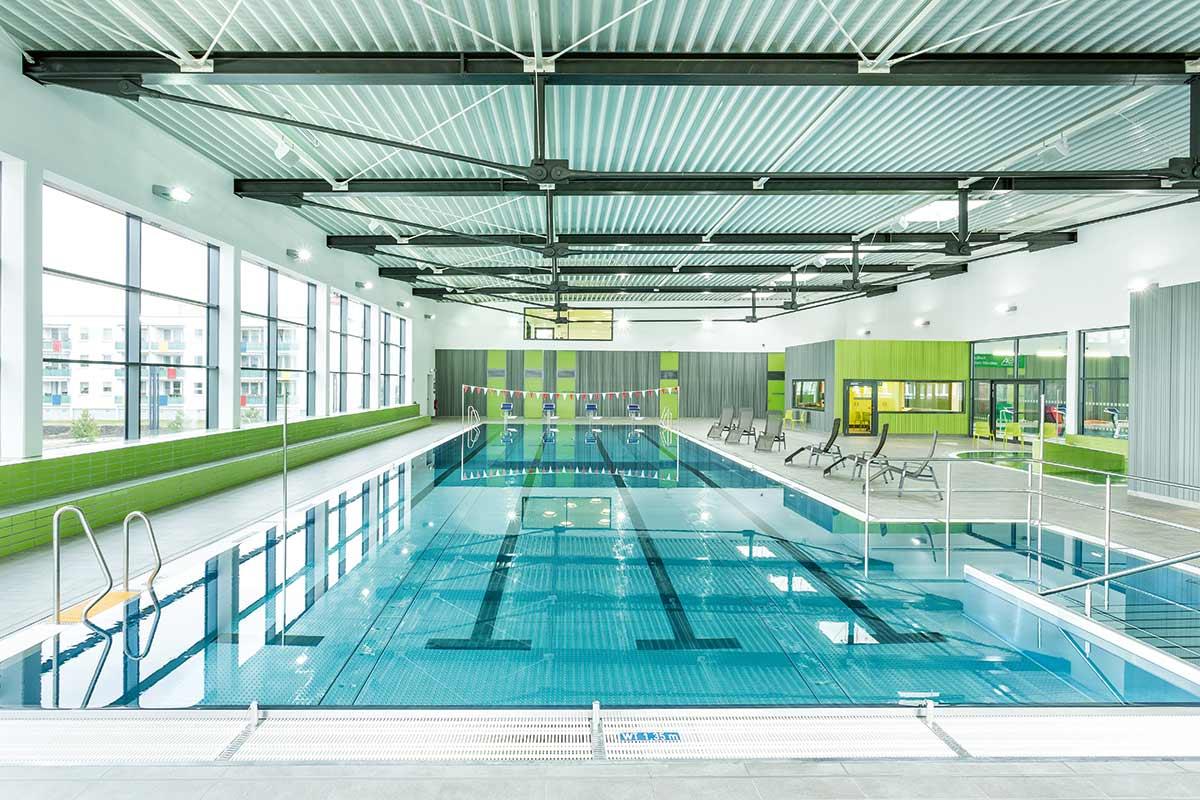 Schwerin Schwimmbad