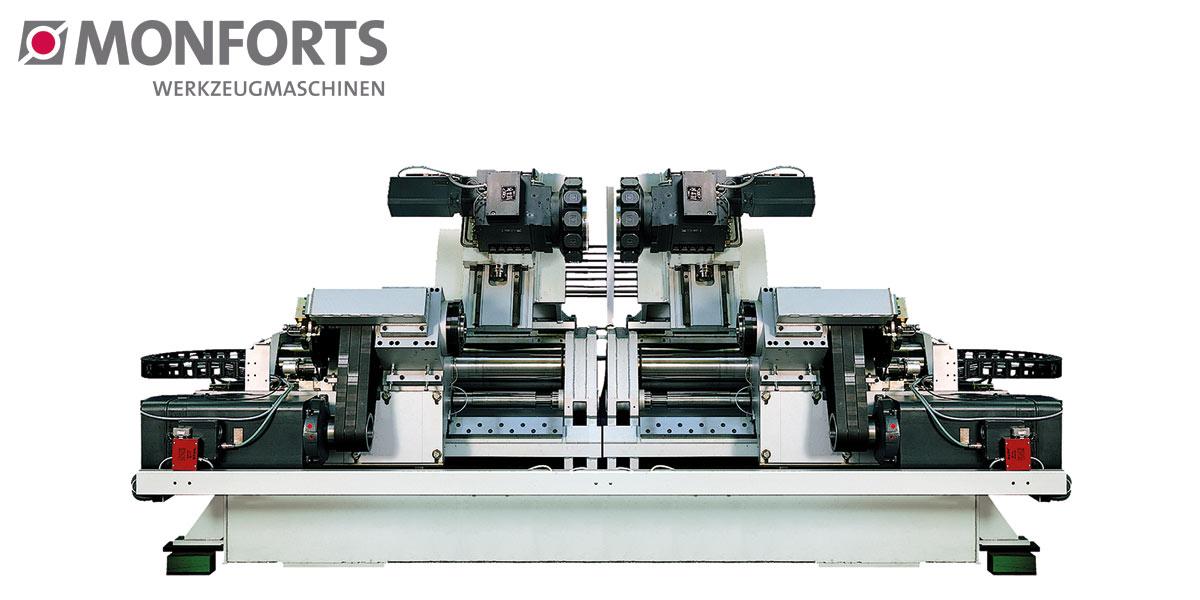 Monforts CNC Werkzeugmaschinentechnik GmbH | Wirtschaftsforum