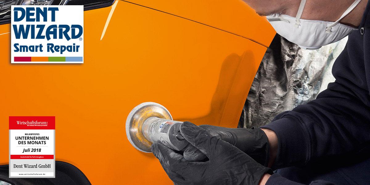 Dent Wizard Gmbh Autokosmetik Fur Lack Und Leder Wirtschaftsforum